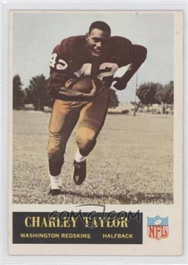 1965 Philadelphia - [Base] #195 - Charley Taylor