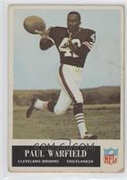 Paul Warfield [Poor]