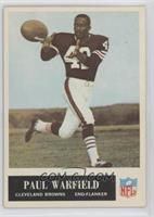 Paul Warfield [Poor to Fair]