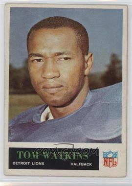 1965 Philadelphia - [Base] #69 - Tom Watkins [Good to VG‑EX]