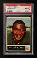 Willie Wood [PSA8NM‑MT]