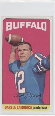 1965 Topps - [Base] #36 - Daryle Lamonica