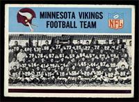 Minnesota Vikings Team [VG]