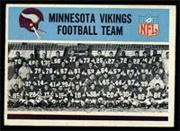 Minnesota Vikings Team [EXMT]
