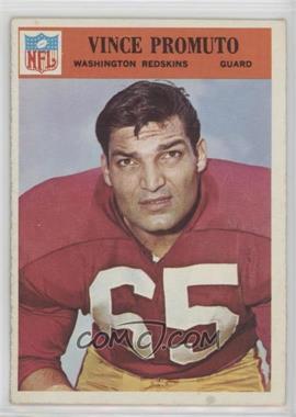 1966 Philadelphia - [Base] #188 - Vince Promuto