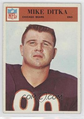 1966 Philadelphia - [Base] #32 - Mike Ditka