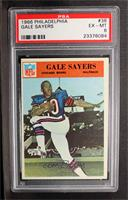 Gale Sayers [PSA 6 EX‑MT]