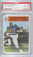 Gale Sayers [PSA 8 NM‑MT]
