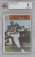 Gale Sayers [BVG 6 EX‑MT]