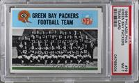 Green Bay Packers Team [PSA 7]