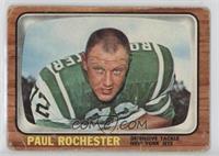 Paul Rochester [Poor]