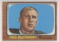 Fred Biletnikoff