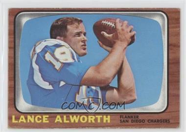 1966 Topps - [Base] #119 - Lance Alworth [GoodtoVG‑EX]