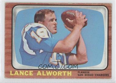 1966 Topps - [Base] #119 - Lance Alworth [Good to VG‑EX]