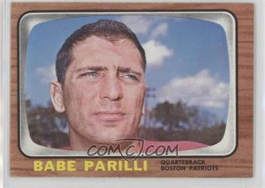 1966 Topps - [Base] #12 - Babe Parilli