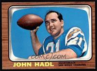 John Hadl [EXMT]
