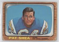 Pat Shea [Poor]