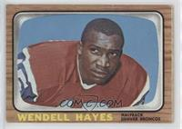 Wendell Hayes