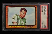 Don Maynard [PSA7NM]