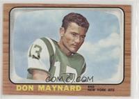 Don Maynard [PoortoFair]