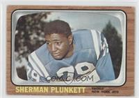 Sherman Plunkett [Poor to Fair]
