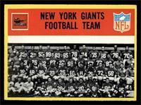 New York Giants Team [VGEX]