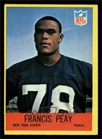 Francis Peay [EX]