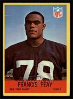 Francis Peay [GOOD]