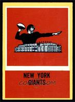 New York Giants Team [EXMT]
