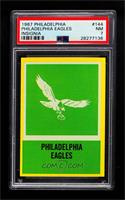 Philadelphia Eagles Team [PSA7NM]