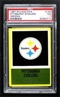 Pittsburgh Steelers Team [PSA7NM]