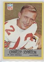 Charley Johnson