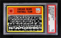 Chicago Bears Team [PSA 7]