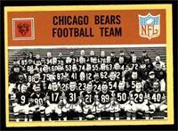 Chicago Bears Team [EX]
