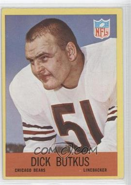 1967 Philadelphia - [Base] #28 - Dick Butkus