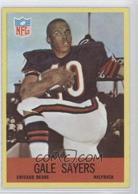 1967 Philadelphia - [Base] #35 - Gale Sayers