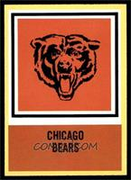 Chicago Bears Team [NM]