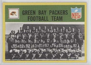 1967 Philadelphia - [Base] #73 - Green Bay Packers Team