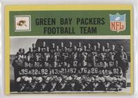 Green Bay Packers Team [Excellent]