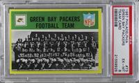 Green Bay Packers Team [PSA 6]