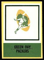 Green Bay Packers Team [NM]