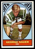George Sauer [NM]