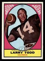 Larry Todd [EX]