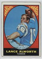 Lance Alworth [Poor]