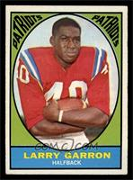 Larry Garron [VGEX]