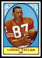 Lionel Taylor [NM]