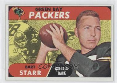 1968 Topps - [Base] #1 - Bart Starr