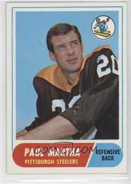 1968 Topps - [Base] #111 - Paul Martha