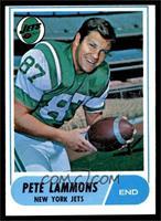 Pete Lammons [VGEX]