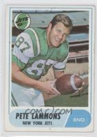 Pete Lammons [Good to VG‑EX]